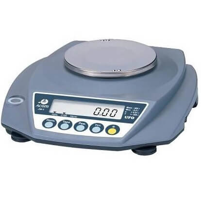 Весы лабораторные JW-1 123мм acom
