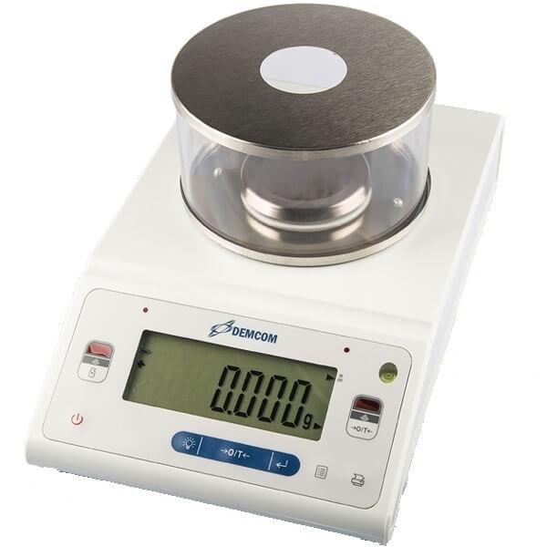 Весы лабораторные DL demcom 80 мм
