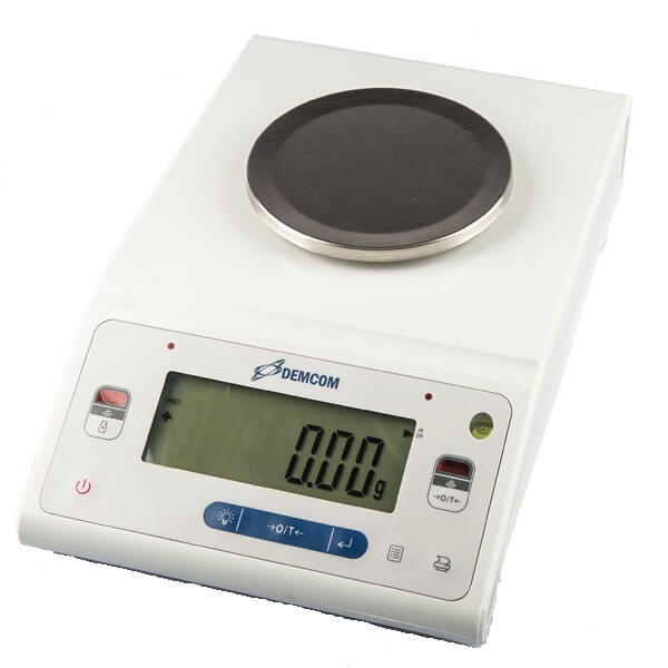Весы лабораторные DL 130мм demcom