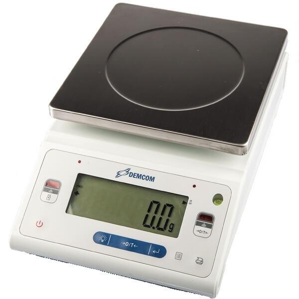 Весы лабораторные DL 200x200 мм demcom