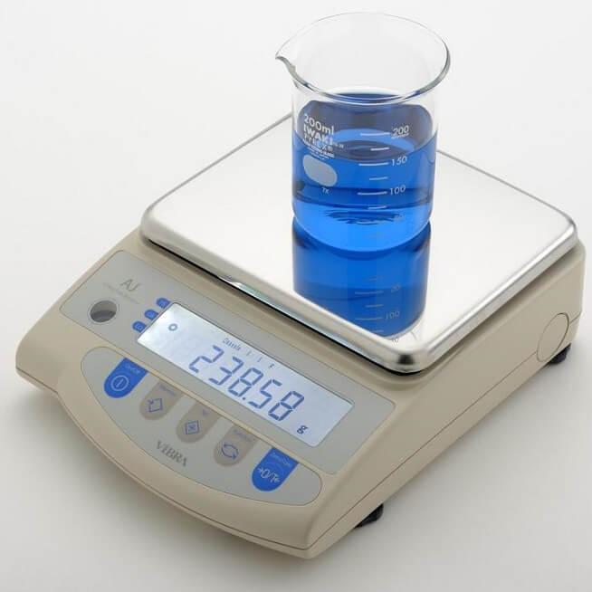 Весы лабораторные AJ взвешивание