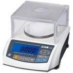 Весы лабораторные MWP CAS ветрозащита