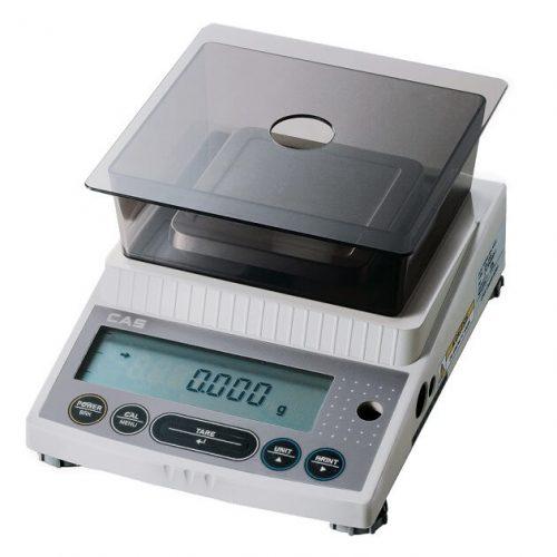 Весы лабораторные CBL-220H CBL-320H CAS ветрозащита