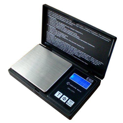 Весы карманные Е68
