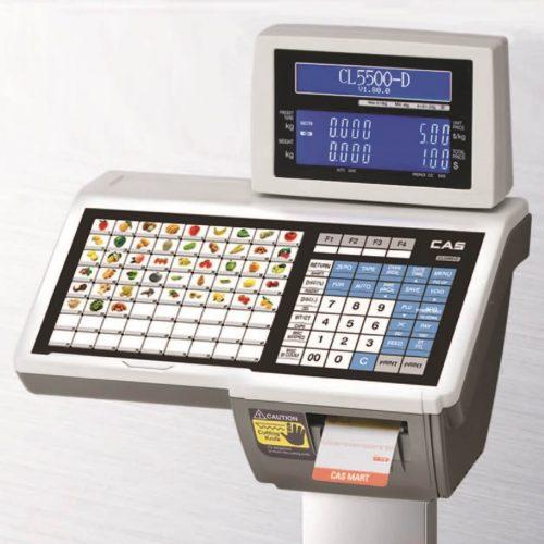 CAS CL5000-D индикатор