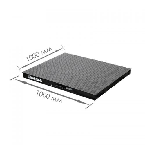 Весы 4D-PM-1_A размер