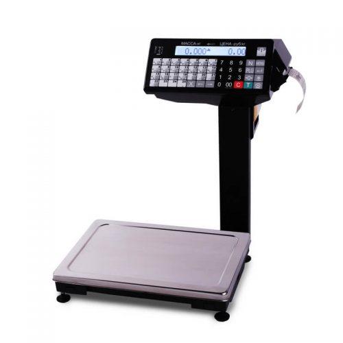 Весы с печатью этикеток ВПМ-Ф МАССА-К