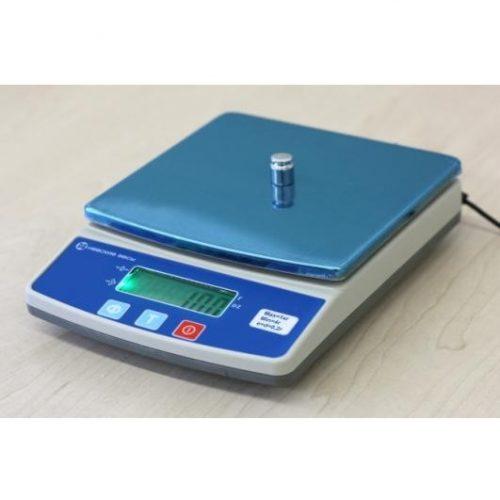Весы ВСП1 с грузом