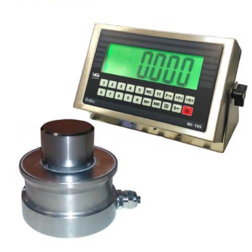 Динамометр электронный сжатия ДЭП7-С