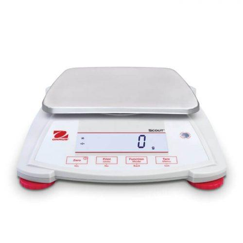 Весы Scout SPX панель