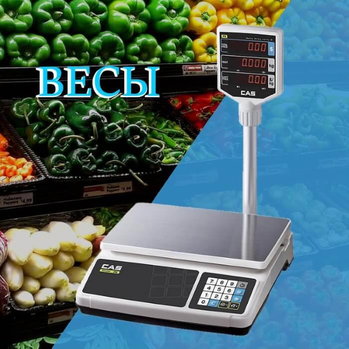 Весы различных направлений