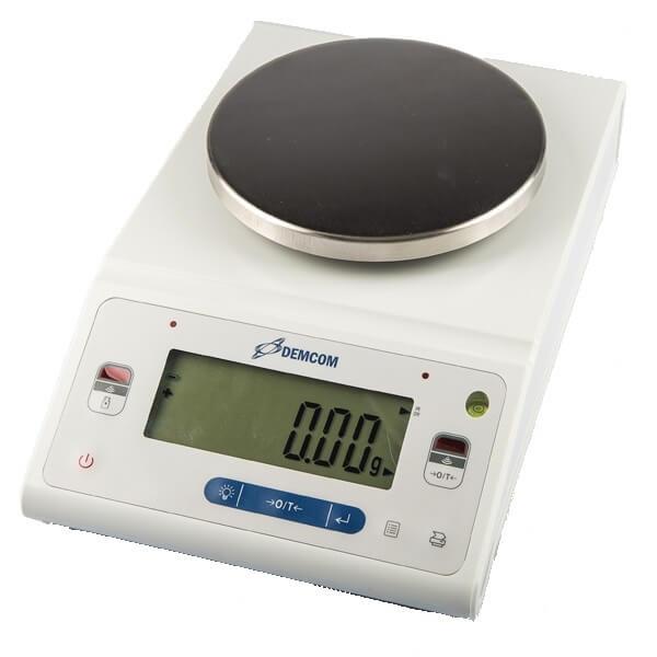 Весы лабораторные DL 160мм demcom