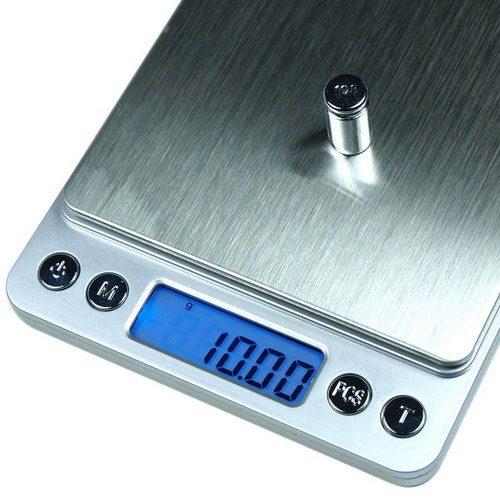 Весы карманные TopScale-500 калибровка