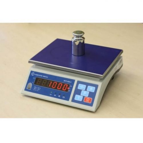 Весы ВСП-3К с грузом