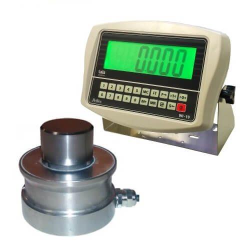 Динамометр электронный универсальный ДЭП6-С