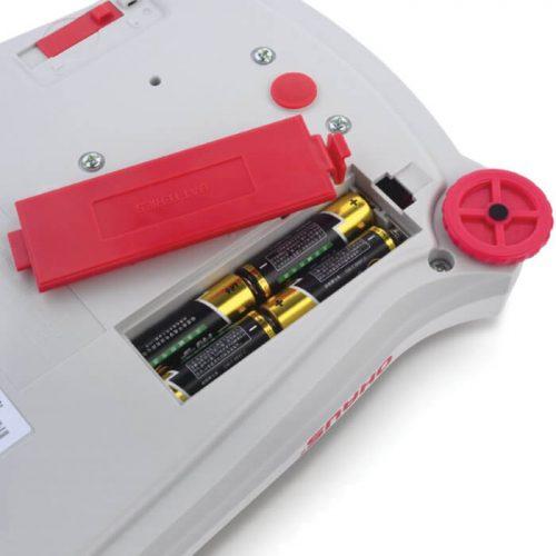 Весы Scout SPX батарейки