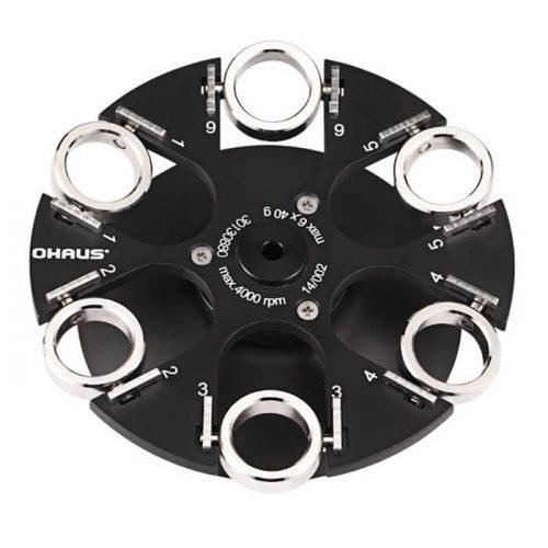 Бакетный ротор 6х5 мл