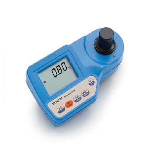 HI96701 колориметр на свободный хлор, 0.00-5.00