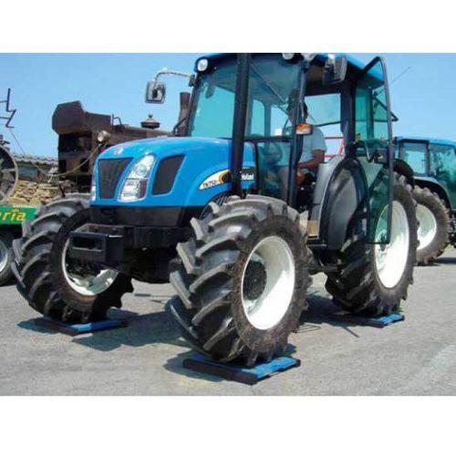Весы WWS трактор